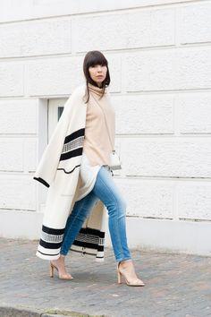 Outfit Details: long cardigan – Zara  cashmere turtleneck – Esprit  layering…