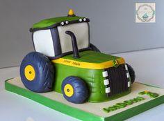 Oh, ¿pero esto se come?: Tartas Tractor