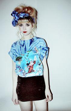 KAYLA HADLINGTON - UK Fashion Blog: OUTFIT GIVEAWAY