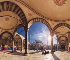 Photograph Sultan Ahmet Camii by Max Vysota on 500px