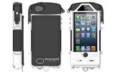 Nueva funda todoterreno para el iPhone 5 y 5s #slxtreme5 #snowlizardproducts
