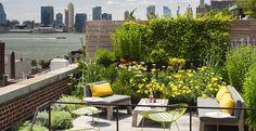 Loft con tetto-giardinoLiving Corriere