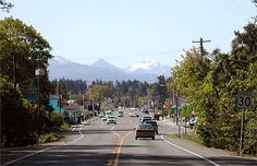 Where I vacationed in my childhood--Cave Junction, Oregon.