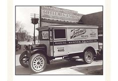 Keener Meat Truck #1