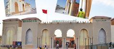 Morroco Pavilion - Global Village Dubai Global Village, Creative Words, Saudi Arabia, Pavilion, Morocco, Special Events, Art Decor, Countries, Dubai
