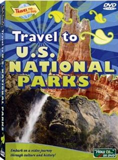 Tour US NATIONAL PARKS - Video Journey New DVD Sealed