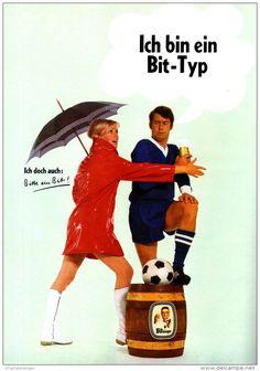 Original-Werbung/ Anzeige 1969 - BITBURGER BIER - ca. 180 x 240 mm