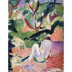 Matisse; Nude in a Wood, 1906