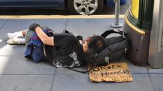 Instead of reducing the number of homeless people in Australia, why don't we just work towards preventing homelessness from happening in the first place?