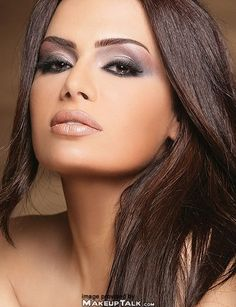 maquillage libanais 24 - Maquillage Libanais Mariage