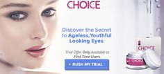 Choice Eye Cream is a top rated anti-aging product for eye-aging. It also plays a role as a wrinkle reducer and a weapon to get rid of dark circles under eyes. This is an advanced skincare formula that expertly created by the scientists, #Choice Renewing Eye Cream #Anti-aging #Skincare