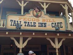 Pecos Bill Tall Tale Inn and Cafe at Magic Kingdom To See Major Menu Change | Disney World Food | Disney World Restaurants |  by Rikki Niblett