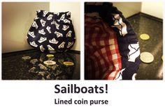 Sailboats! Coin Purses, Sailboats, Louis Vuitton Speedy Bag, Bags, Collection, Fashion, Coin Wallet, Sailing Yachts, Handbags