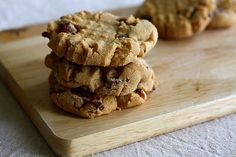 Peanut Butter Bacon Cookies by joy the baker, via Flickr