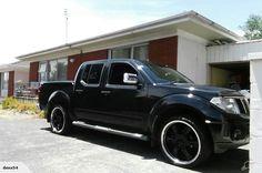 Nissan Navara STX LTD 2008 | Trade Me