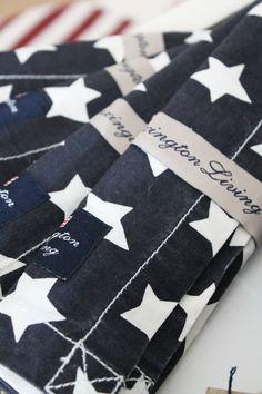 Lexington Stars Serviette bei home go lucky: www.homegolucky.com/produkt/lexington-stars-serviette