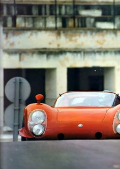 #Alfa #33 #Stradale