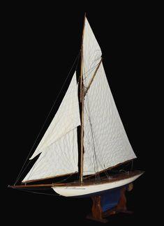 Antiques Atlas - Pond Yacht
