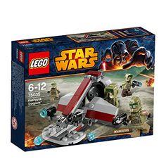Star Wars - 75035 Kashyyyk Troopers