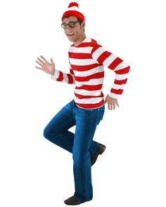 Easy idea for book character day