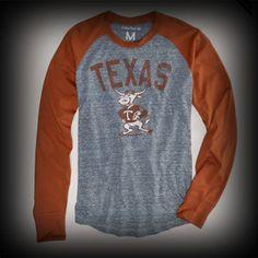 アメリカンイーグル メンズ Tシャツ American Eagle TEXAS VINTAGE RAGLAN T Tシャツ-アバクロ 通販 ショップ-【I.T.SHOP】 #ITShop