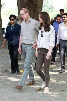 Визит герцога и герцогини Кембриджских в Индию, день 4: ru_royalty