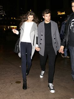 Eleanor and Louis Part 2 (December 2, 2012)