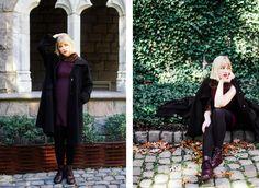 Hoot Magazine Womenswear Editorial, Fall/Winter 2014 | Esther Jung
