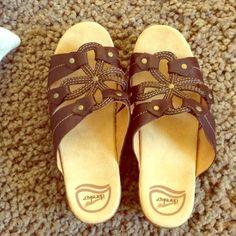 Danilo Sandal size 39 Almost new worn once Dansko Shoes Sandals