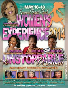 Women's Conference 2014 Thomasville, NC