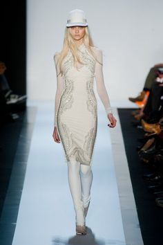 Herve Leger Runway | Fashion Week Fall 2013 Photos