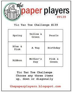 The Paper Playes Tic Tac Toe