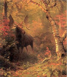 Albert Bierstadt ══════════════════════ BIJOUX DE GABY-FEERIE ☞ http://gabyfeeriefr.tumblr.com/ ✏✏✏✏✏✏✏✏✏✏✏✏✏✏✏✏ ARTS ET PEINTURES - ARTS AND PAINTINGS ☞ https://fr.pinterest.com/JeanfbJf/pin-peintres-painters-index/ ══════════════════════