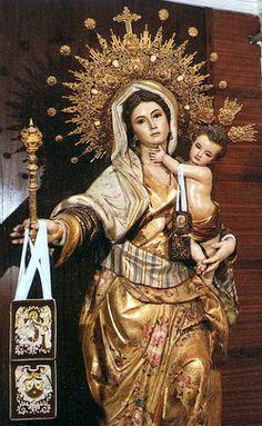 Nuestra Señora del Monte Carmelo imágenes - Buscar con Google