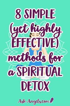8 simple yet highly effective methods for a Spiritual Detox. Are your body, mind, and spirit calling for a Spiritual Detox? Learn 8 Powerful Methods for this now! Spiritual Enlightenment, Spiritual Guidance, Spiritual Wisdom, Spiritual Awakening, Spirituality, Mindfulness For Beginners, Mindfulness Practice, Mindfulness Meditation, Mindfulness Quotes
