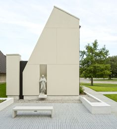 ST. PIUS CHAPEL AND PRAYER GARDEN