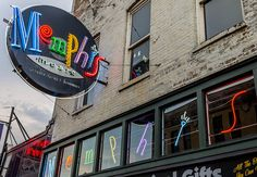 neon memphis by Jeremy Sorrells, via Flickr