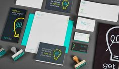Innovative Event Solutions by Ghost , via Behance