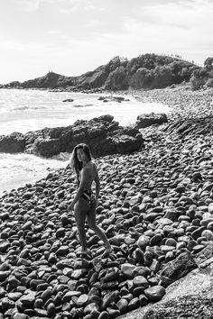 To The Sea 〰️ with Mainei Kinimaka and Herewith Magazine