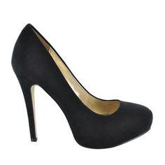 Hollis Almond Toe Pumps Heels, Stiletto Heels, High Heels, Other Accessories, Almond, Peep Toe, Shoe Warehouse, Dress Shoes, Handbags
