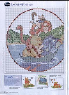 Gallery.ru / Photo # 9 - Cross Stitch Crazy 141 September 2010 - tymannost