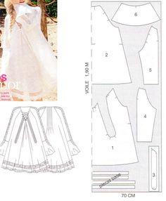 Pattern Dress, Dress Patterns, Sewing Patterns, Creativity, Wedding Dresses, Clothes, Fashion, Stuff Stuff, Patterns