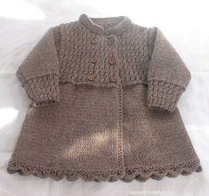 Ravelry: Isabelle coat pattern by Knitisfun - Catherine Roujansky