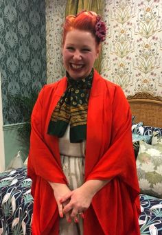 Angel Strawbridge has launched her own range of home textiles all of which draw on the Chateau for inspiration and style. Walk In Chicken Run, Angel Adoree, Angel Strawbridge, Glamour Pics, Diy Christmas Tree Skirt, Retro Fashion, Vintage Fashion, Ethical Clothing, Her Style