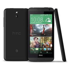 HTC Desire 610 - 8GB - Black (Unlocked) GSM 4G LTE Android Smartphone FRB