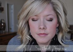 Awesome makeup tutorial. I need to start wearing makeup every day.