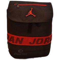 Nike Air Jordan Backpack Toddler Preschool Boy Girl Black Red Small Mini Bag #Nike #Backpack #Jordan #Basketball #OrlandoTrend