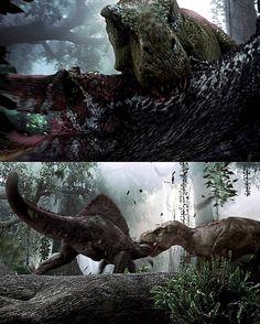Spinosaurus, Jurassic Park World, Dinosaur Art, Survival, Unique, Dinosaurs, Ideas