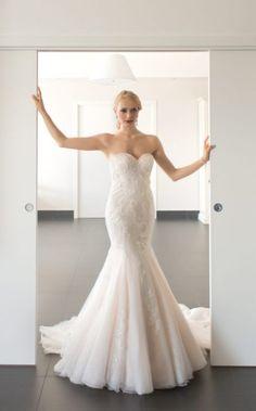 35 Best Abito da sposa sirena images  f5f4f855a1d