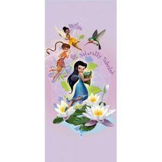 Disney Fairies - Silvermist, Emily and Klara, Naturally Talented x Wallpaper Hades Disney, Disney Fairies, Tinkerbell, Buy Wallpaper Online, Decoration, Disney Characters, Fictional Characters, Fairy, Disney Princess